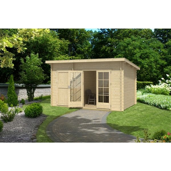 Bygnordic Bjaelkehytte Trondheim 9 5m2 Outdoor Decor Outdoor Structures Outdoor