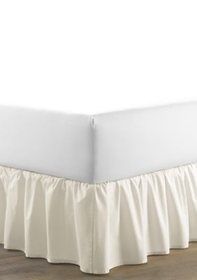 Photo of Laura Ashley Ruffled Bed Skirt Collection