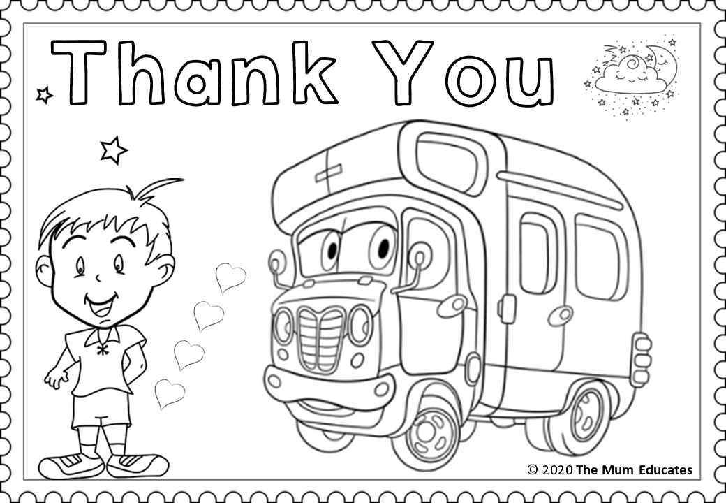 Thank You Key Workers Colouring Sheets Free The Mum Educates Coloring Sheets Free Coloring Sheets Education