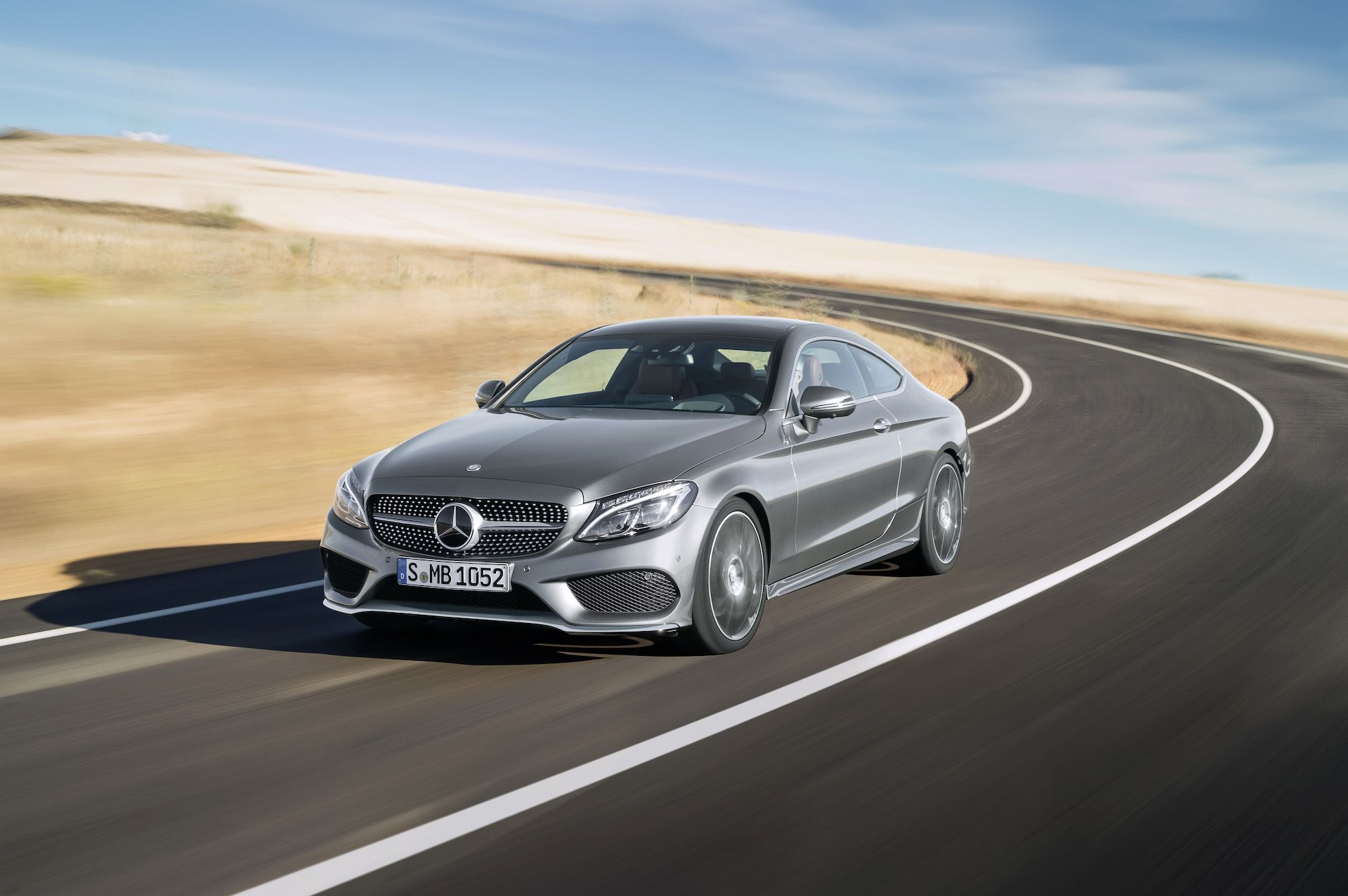 2017 Mercedes Benz C300 Coupe ing Spring 2016