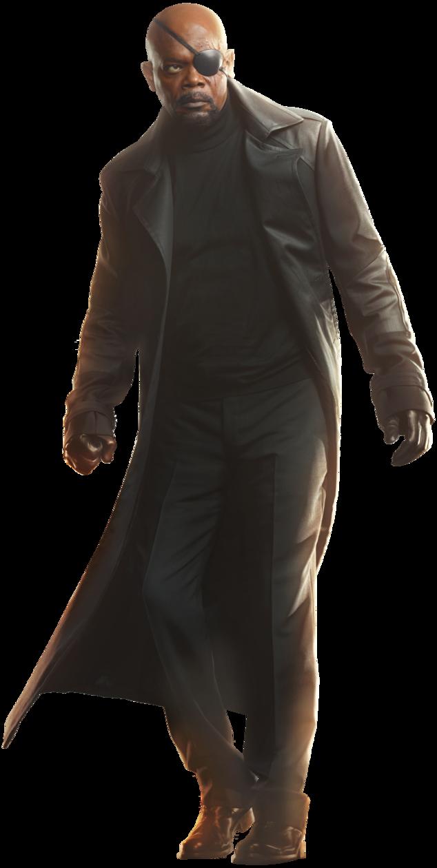 Nick Fury By Cptcommunist Nick Fury Marvel Nick Fury Nick Fury Costume