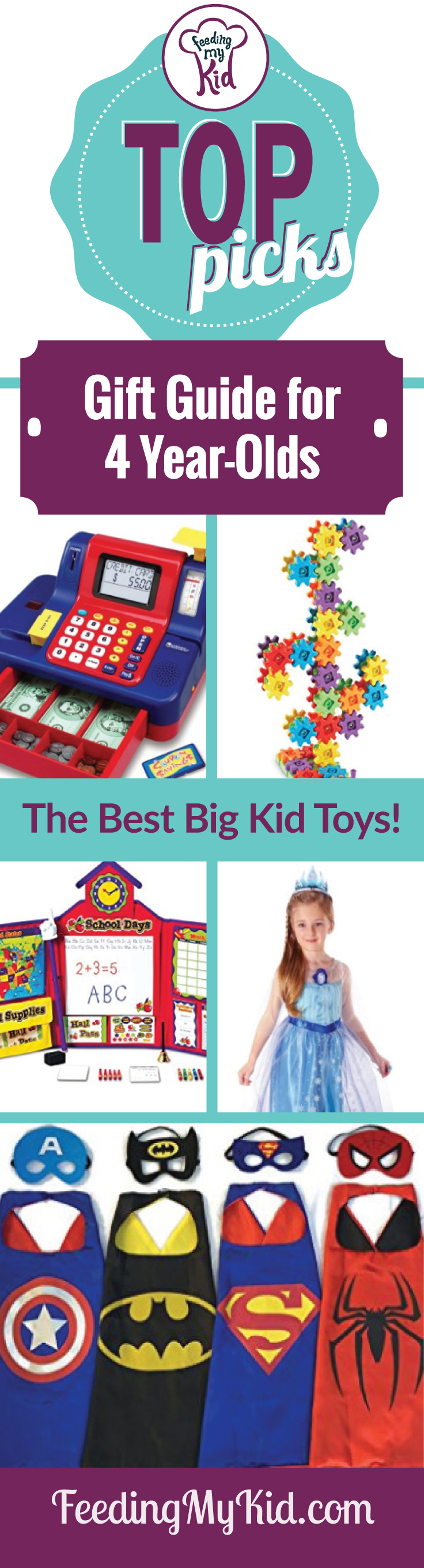 Best Toys for 4 Year Olds Our Gift Guide for Parents
