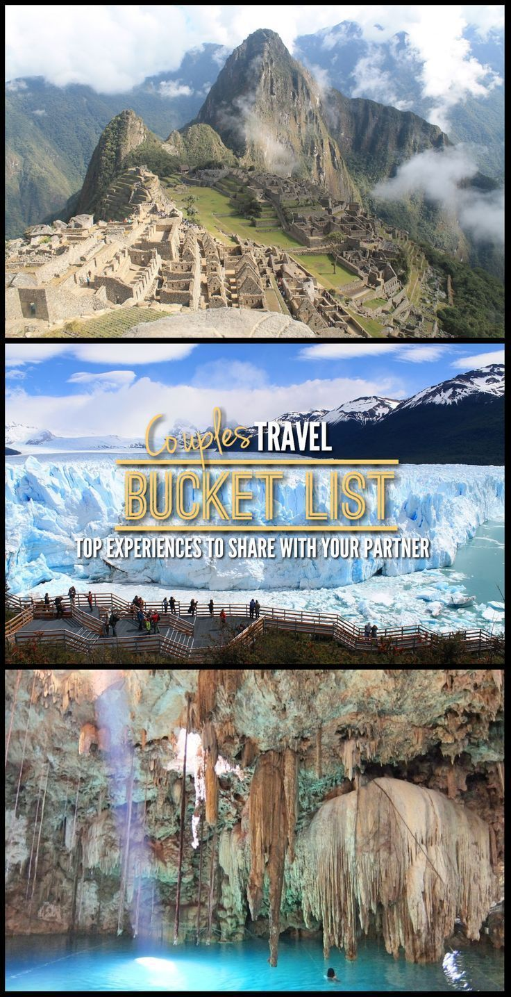 Couples Travel Bucket List: Top Experiences to Share with Your Partner   Travel couple. Romantic travel. Travel bucket list