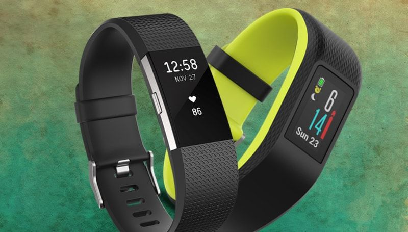 Fitbit Charge 2 or Garmin Vivosport the battle of the