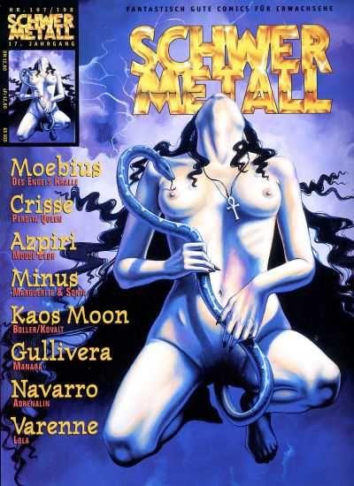 Schwermetall #197 - 197-198