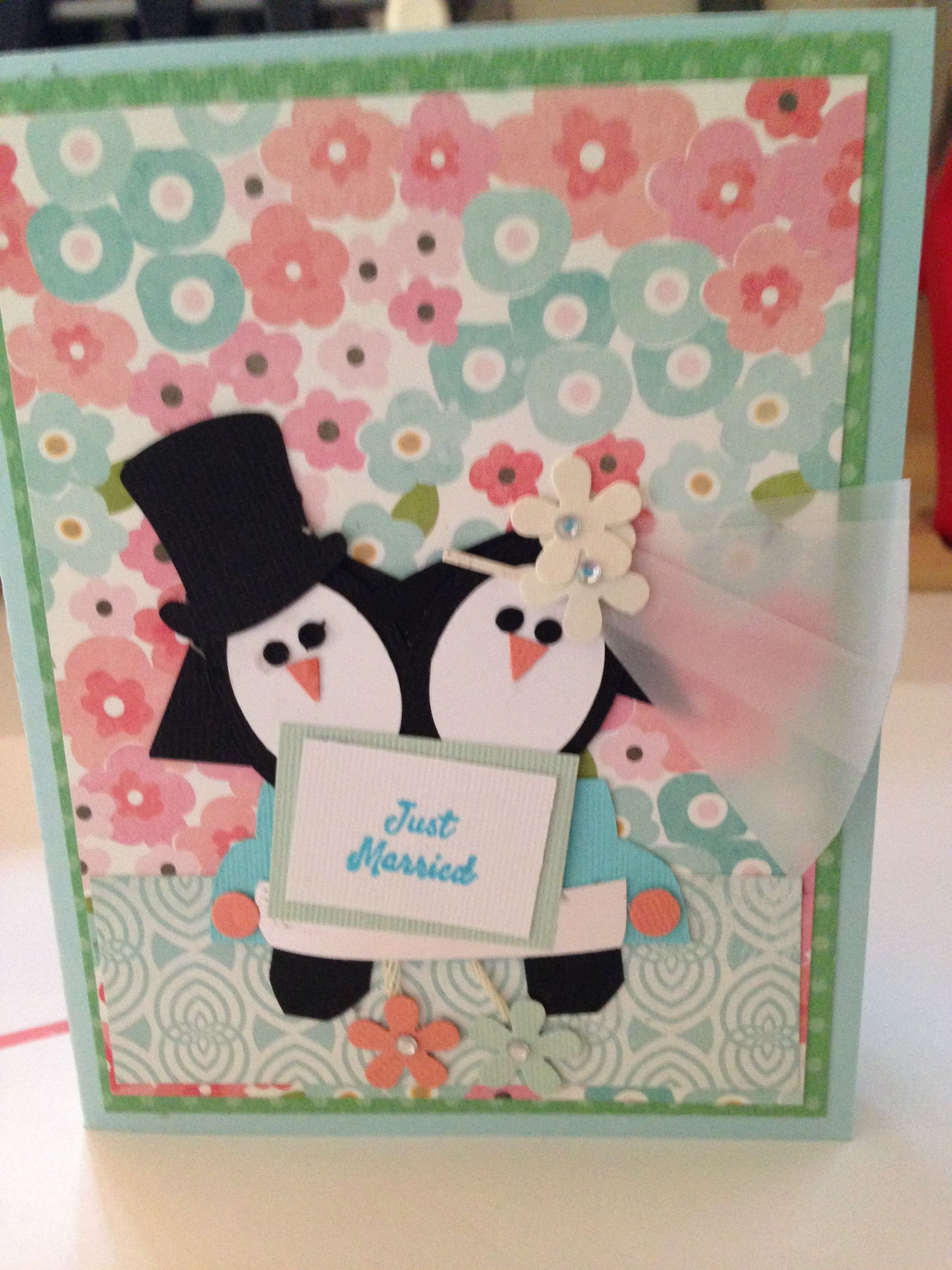 another cute wedding card