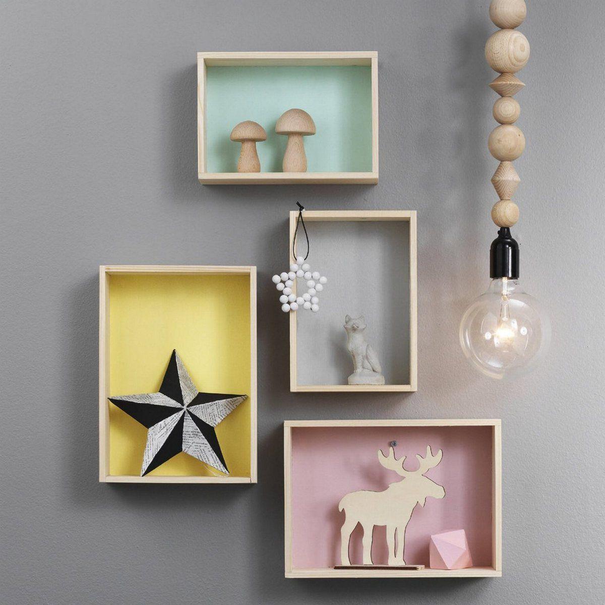 Lådor På Väggen Julklappar Pinterest Lådor, Barnrum Och Vardagsrum