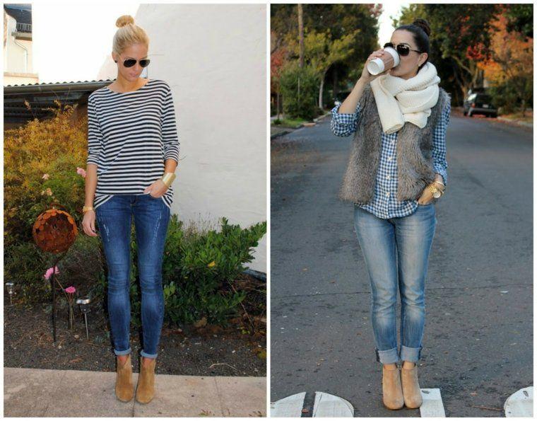 Bekannt Découvrez nos idées fashion style pour l'automne ! | Idées de  NR47