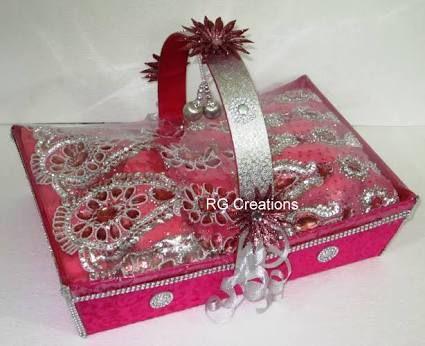 Saree Packing Designs