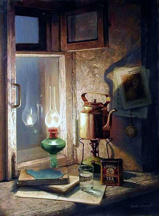 D Annenkov 516x700 70kb Still Life Naturmort