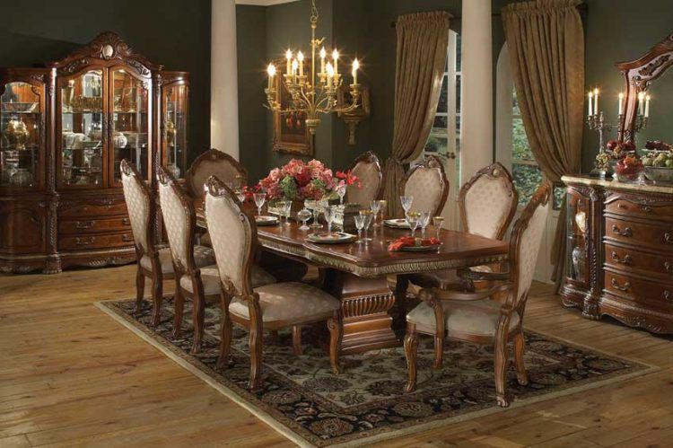 Formal Dining Room Sets, Aico Dining Room Table