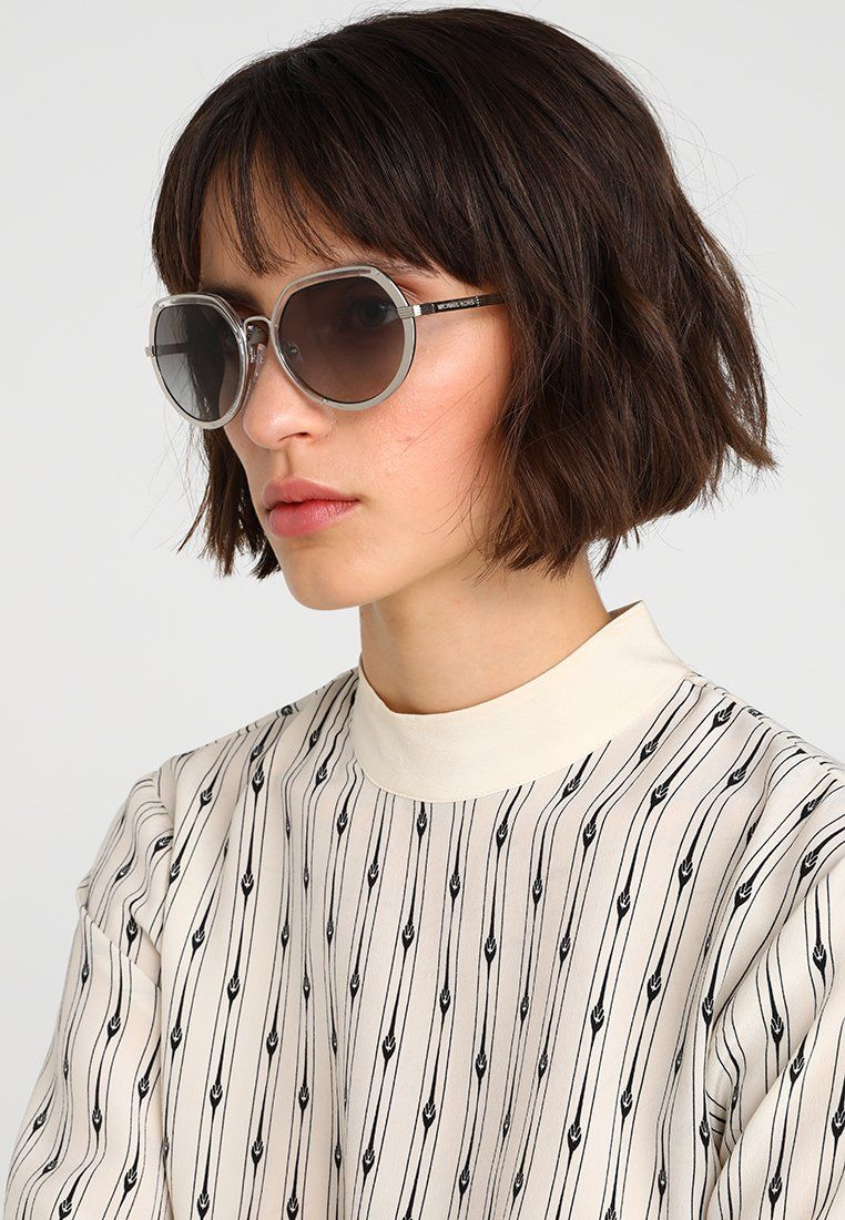 9bb0bd755cc Michael Kors IBIZA - Sunglasses - silvercoloured - Zalando.co.uk