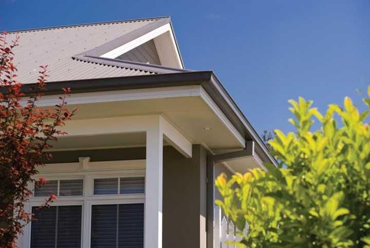 Gutterreplacement Is A Urgent Because After Few Years To Safeguard Your Home From The Effects Of Weat House Paint Exterior Roof Colors Exterior Color Schemes