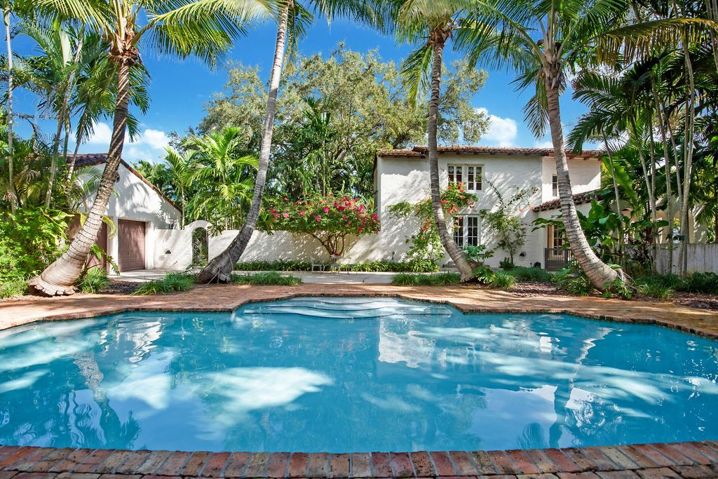 Marvelous Miami Shores Mediterranean Circa Old Houses Old Houses Home Interior And Landscaping Ponolsignezvosmurscom
