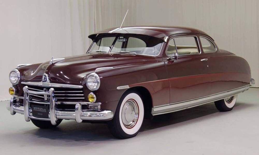 1949 Hudson Commodore 2 Door Coupe With Images Hudson