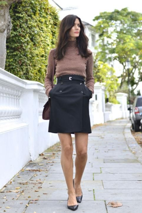 15 Ways a Classic Turtleneck Sweater Can Up Your Style ...