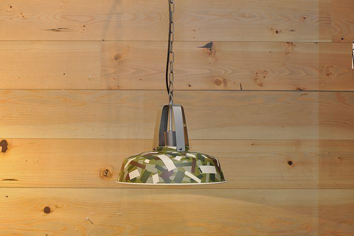 CUSTOM BOLSA LAMP