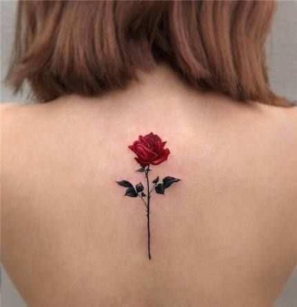 Super Flowers Tattoo Simple Elegant Ideas