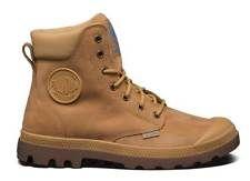 Palladium Boots Stiefel Winterstiefel Pampa Sport Baggy 73234-228 Beige Neu