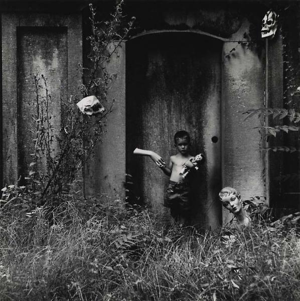 Untitled, by Ralph Eugene Meatyard