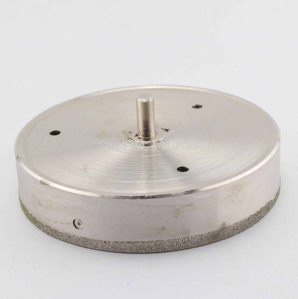 195 Mm 7 3 4 Inch Diamond Core Drill Bit Hole Saw Cutter Coated Masonry Drilling For Glass Tile Ceramic Stone Marble Grani Glass Ceramic Glass Tile Drill Bits