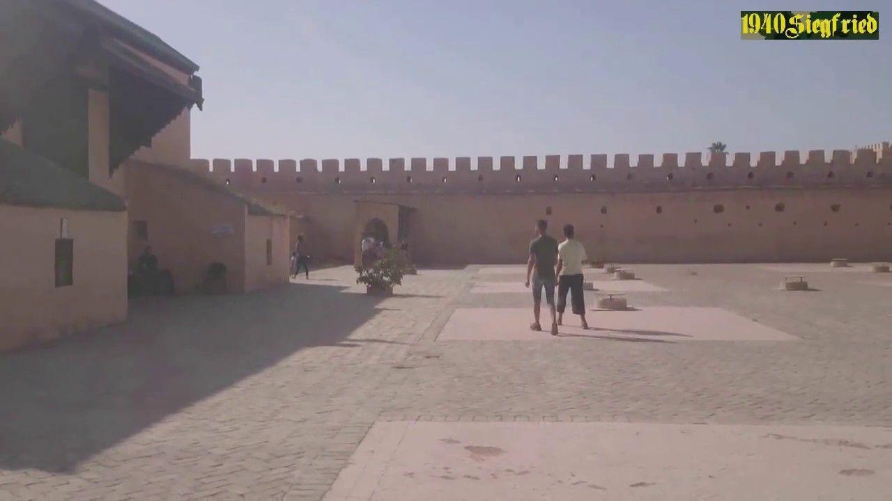 Morocco Meknes سجن قارة الرهيب مكناس المولى إسماعيل أول فيديو لزيارة شاملة Youtube Morocco Youtube World