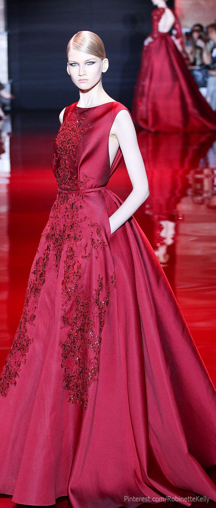 Elie Saab Haute Couture | F/W 2013 | Gorgeous Gowns | Pinterest ...