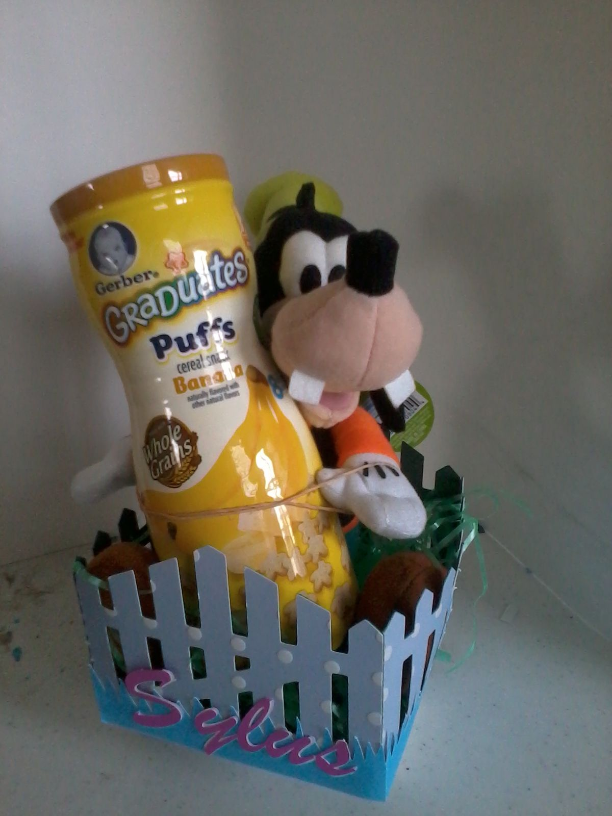 Easter basket for a 1 year old nli studios works pinterest easter basket for a 1 year old negle Choice Image