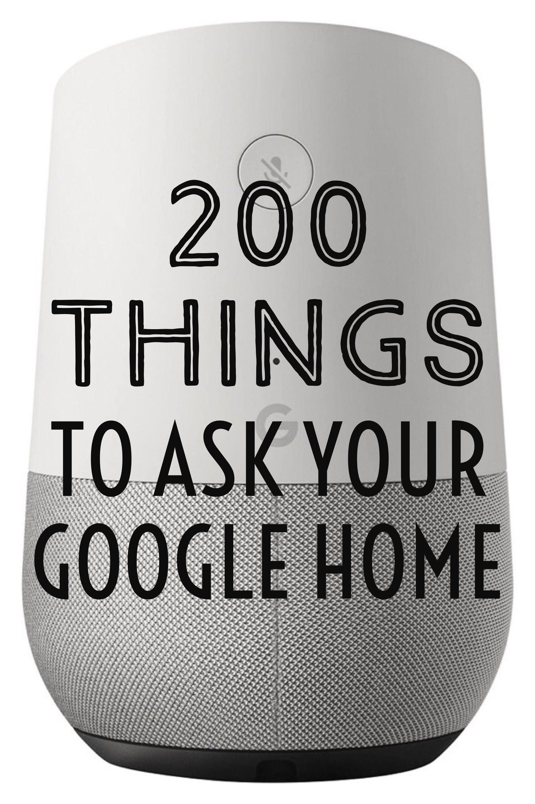 Google Home Now Has More Than 200 Third Party Skills Also Known As Conversation Actions If You Re Just Getting Started Google Home Smart Speaker Smart Tech