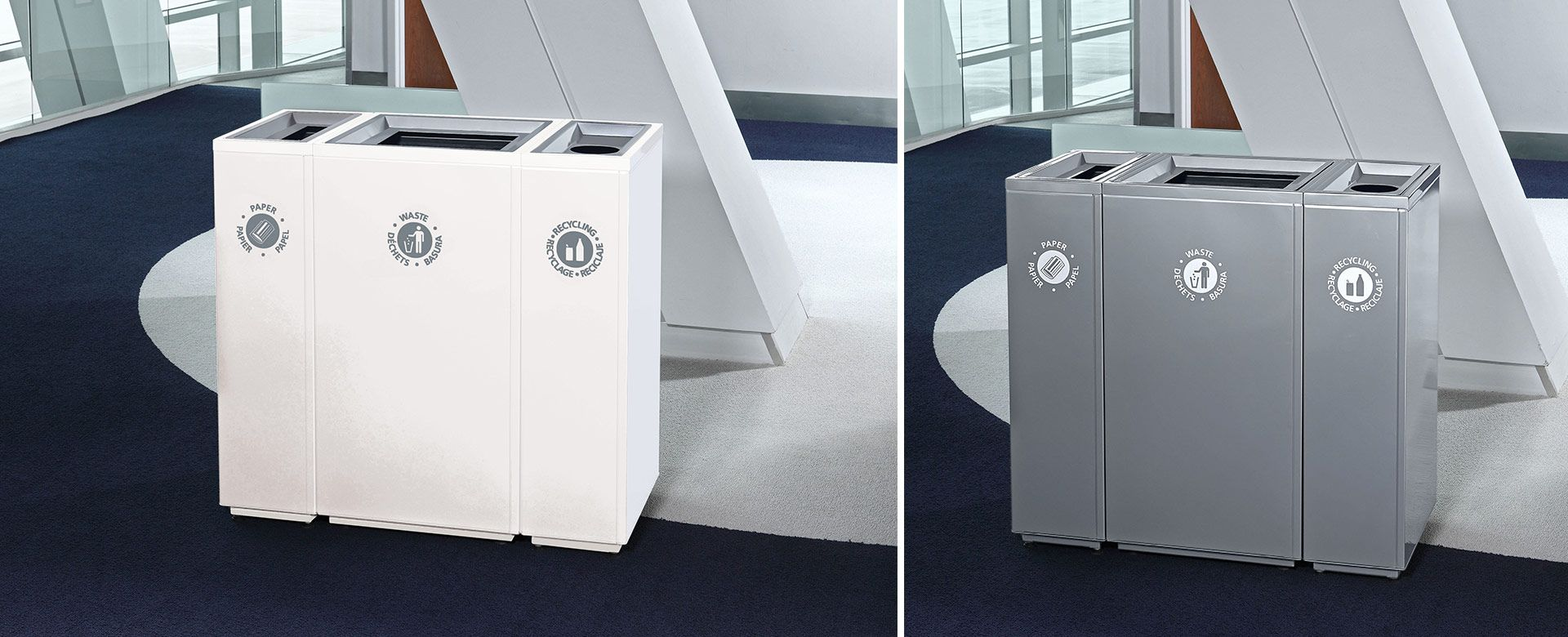 Magnuson Group Valuta Waste Receptacles | miscellaneous products ...