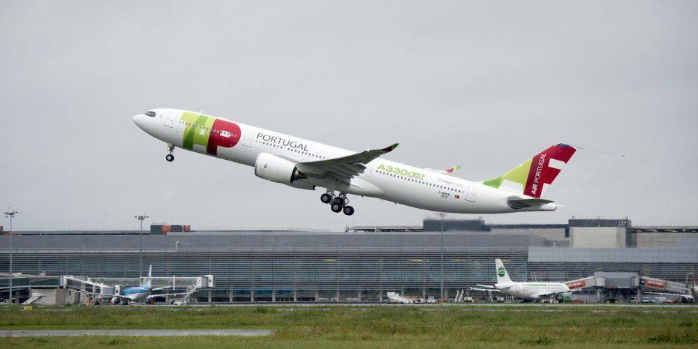 L'Airbus A330neo TAP Air Portugal effectue son 1er vol à