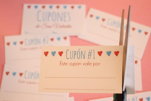 Amor Y Amistad Cupones De Amor Cupones Para Novio Vales De Regalo Cupones De Amor