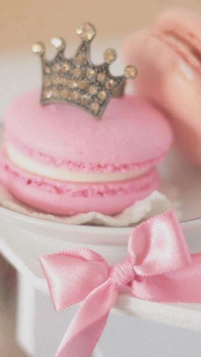 Macaron Wallpaper For Iphone And Android Food Art Iphone