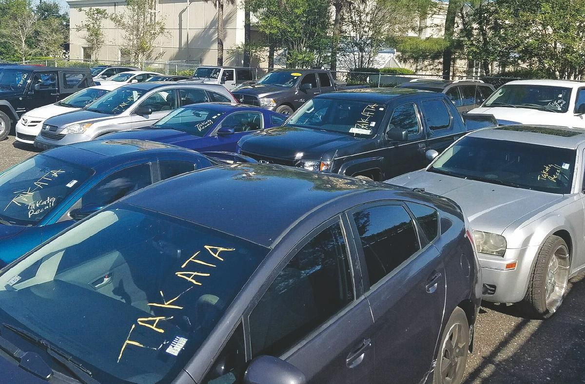 At His Florida Toyota Dealership Earl Stewart Implemented A Hard And Fast Ban On Selling Used Cars With Unrepaired S Toyota Dealership Sell Used Car Used Cars