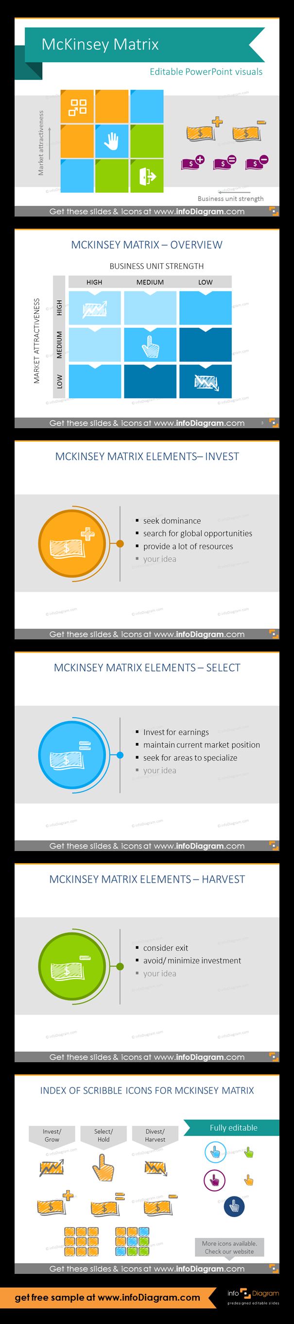 Mckinsey matrix framework diagram ppt template template diagram 13 creative mckinsey matrix ge diagrams template ppt presentation ccuart Image collections