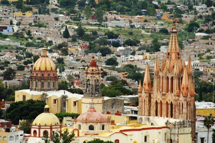 44-Cidade Protetora de São Miguel - Guanajuato, México