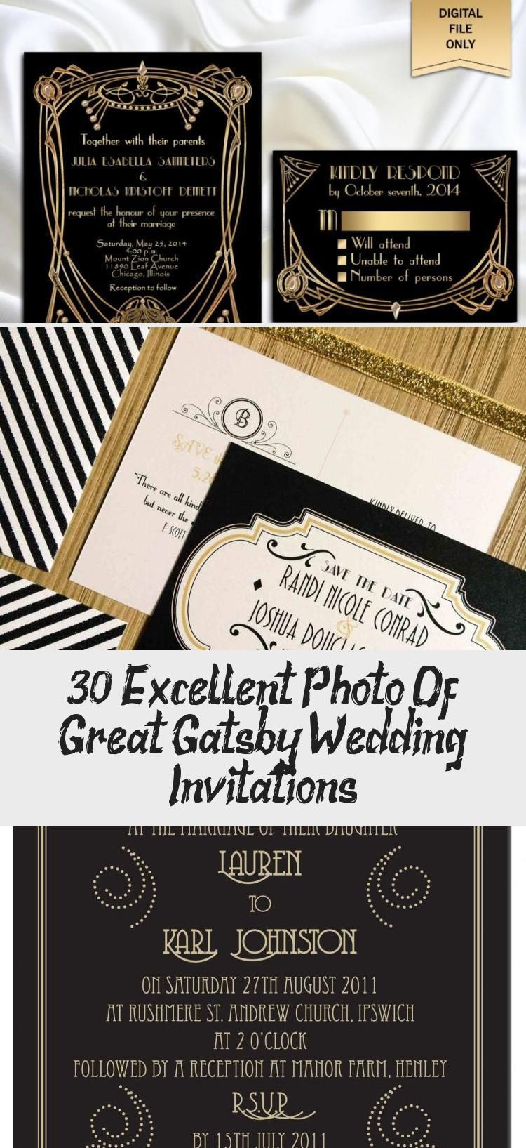30 Excellent Photo Of Great Gatsby Wedding Invitations Wedding 30 Excellent Photo Of Grea Gatsby Wedding Invitations Gatsby Wedding Wedding Invitations Uk