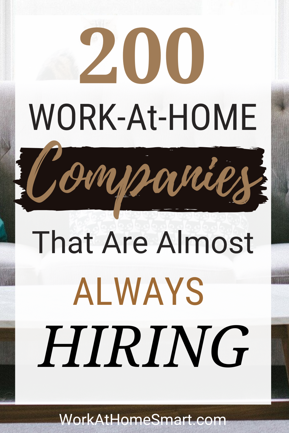 200+ Best Work From Home Jobs: Top Companies With Remote Jobs