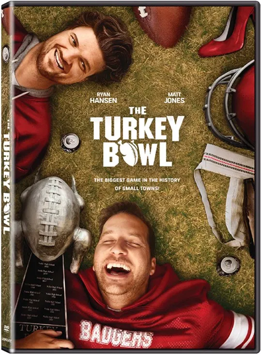 """""""The Turkey Bowl"""" Comes Home To DVD January 14 Turkey"""