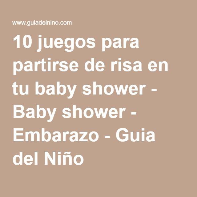 juegos para baby shower pdf