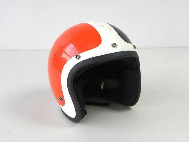 1950s Emerson Radio Vintage Helmet Vintage Sports Helmet