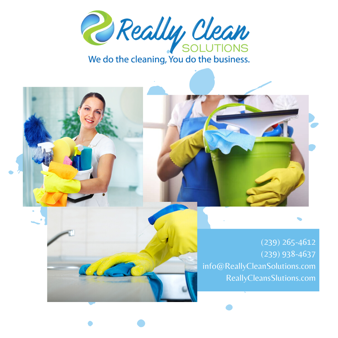 Cleaning Services Fort Myers, FL in 2020 Cleaning