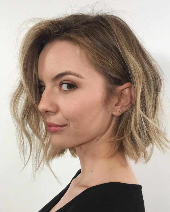 50 Best Female Haircut Style For Short Hair Thick Hair Styles Haircuts For Fine Hair Bob Hairstyles