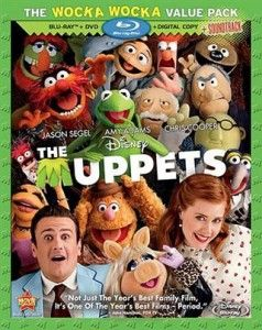 6-1-2012 Make Friday Night Family Movie Night!! How about The Muppets! We have a review for you!