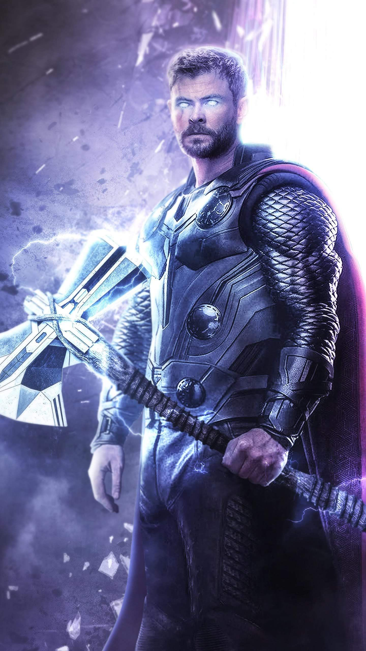 Thor iPhone Wallpaper Download Marvel thor, Marvel