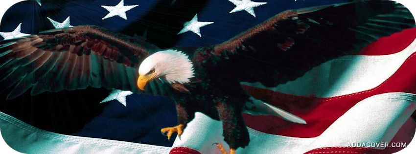 American Flag Facebook Covers, American Flag FB Covers