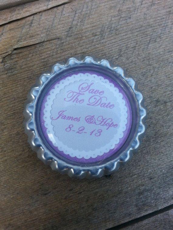 dating bottle caps
