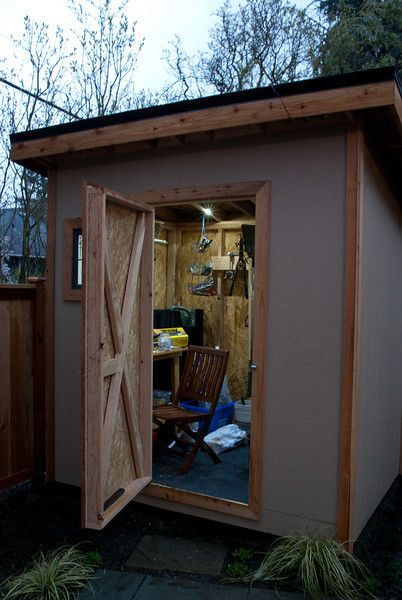 Alex Wetmore Is Always Busy With Somethingu2026 » Blog Archive » Solar LED Shed  Lighting