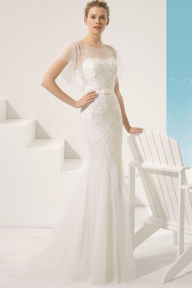 Plus belles robes de mariees 2018