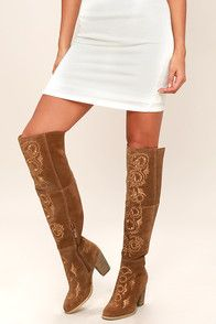 8dfac93209b Anita Black Suede Over the Knee Boots